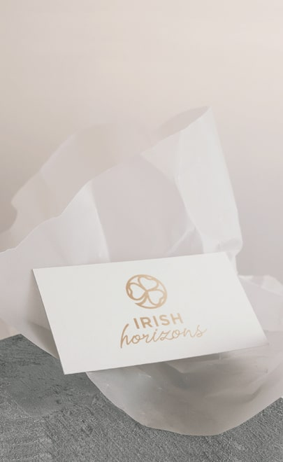 Irish Horizons, Designed and Developed by Ester Digital